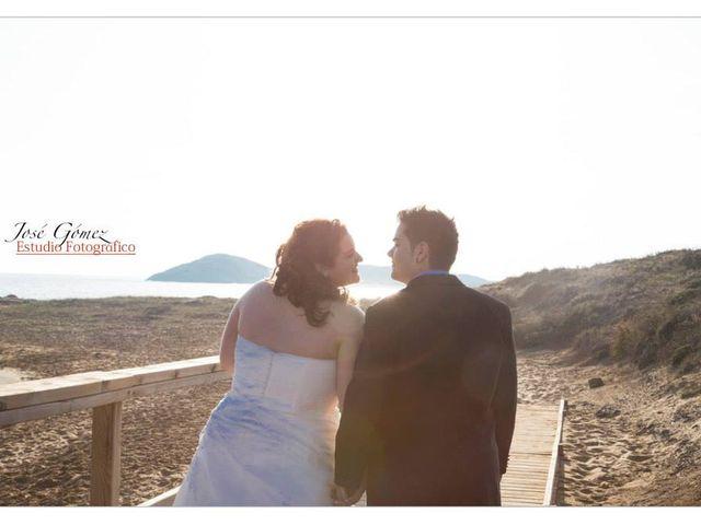 La boda de Antonio José y Judith en Murcia, Murcia 14