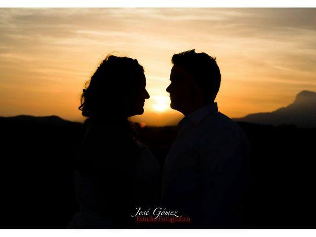 La boda de Antonio José y Judith en Murcia, Murcia 2