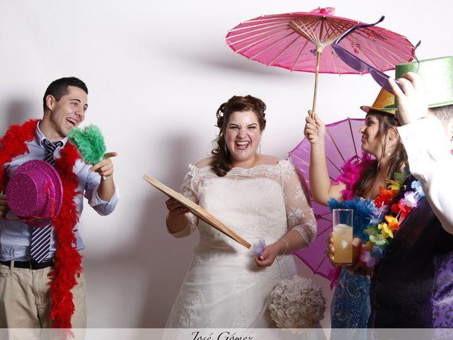 La boda de Antonio José y Judith en Murcia, Murcia 22