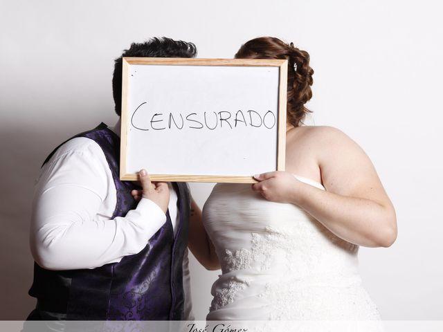 La boda de Antonio José y Judith en Murcia, Murcia 27