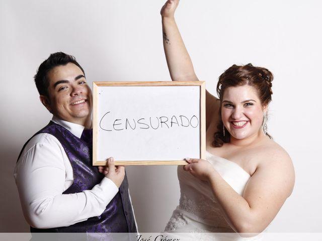 La boda de Antonio José y Judith en Murcia, Murcia 28