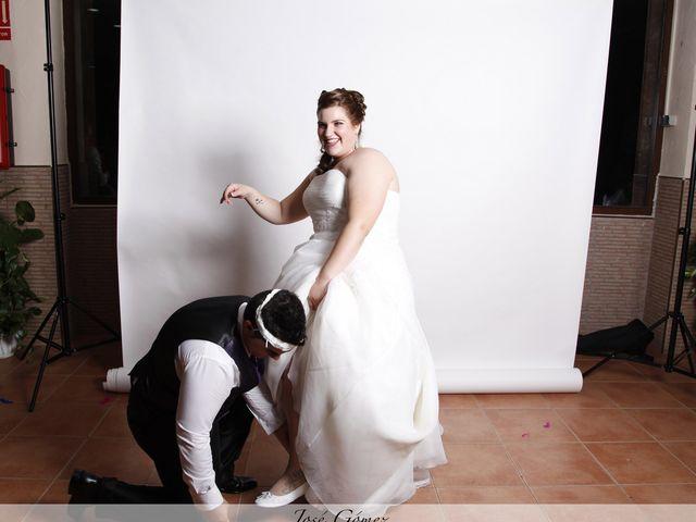 La boda de Antonio José y Judith en Murcia, Murcia 29