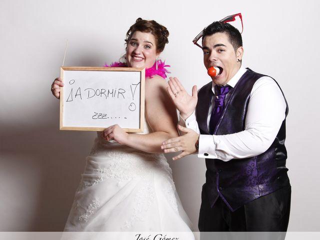 La boda de Antonio José y Judith en Murcia, Murcia 37