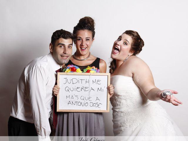 La boda de Antonio José y Judith en Murcia, Murcia 39