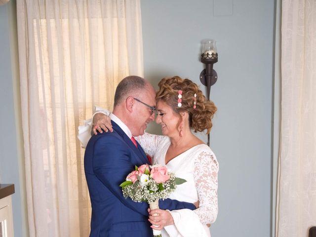 La boda de José María y Pilar en Sevilla, Sevilla 23