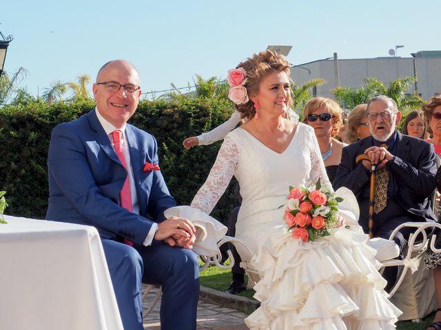 La boda de José María y Pilar en Sevilla, Sevilla 40