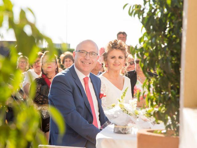 La boda de José María y Pilar en Sevilla, Sevilla 42