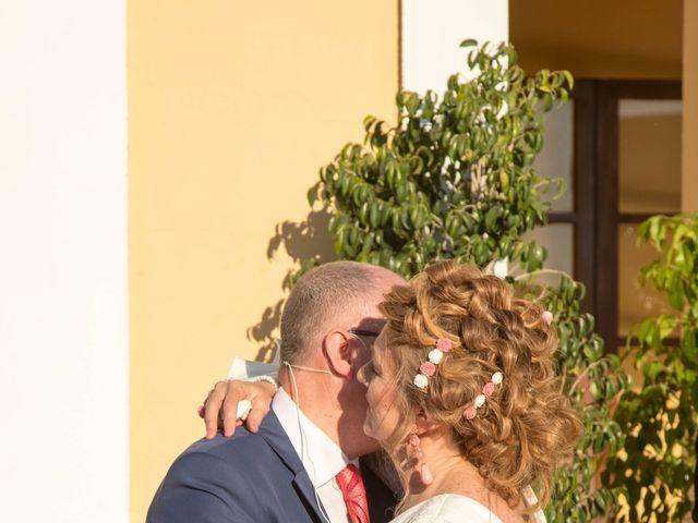 La boda de José María y Pilar en Sevilla, Sevilla 45