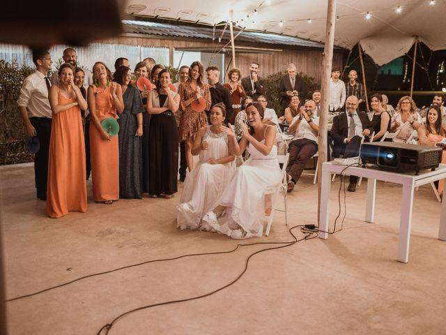 La boda de Ainara y Julia en Pueblo Sant Andreu Salou, Girona 22