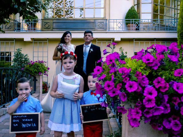 La boda de Ricardo y Beatriz en Guadarrama, Madrid 15