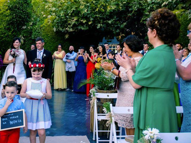 La boda de Ricardo y Beatriz en Guadarrama, Madrid 16