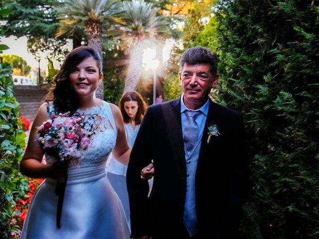 La boda de Ricardo y Beatriz en Guadarrama, Madrid 17