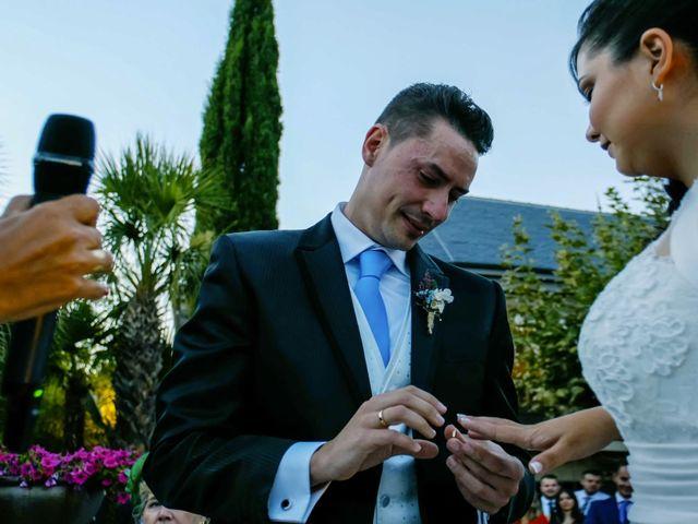 La boda de Ricardo y Beatriz en Guadarrama, Madrid 20