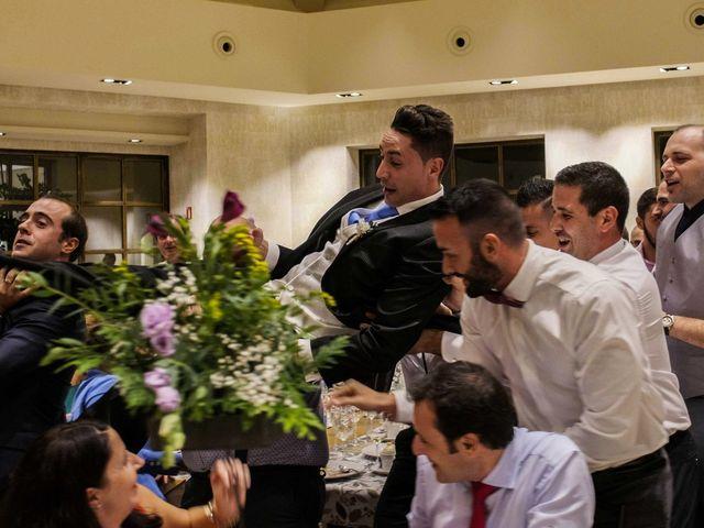La boda de Ricardo y Beatriz en Guadarrama, Madrid 2