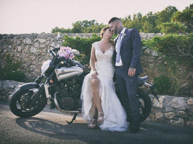 La boda de Juanfra y Desiree en Vilanova I La Geltru, Barcelona 7