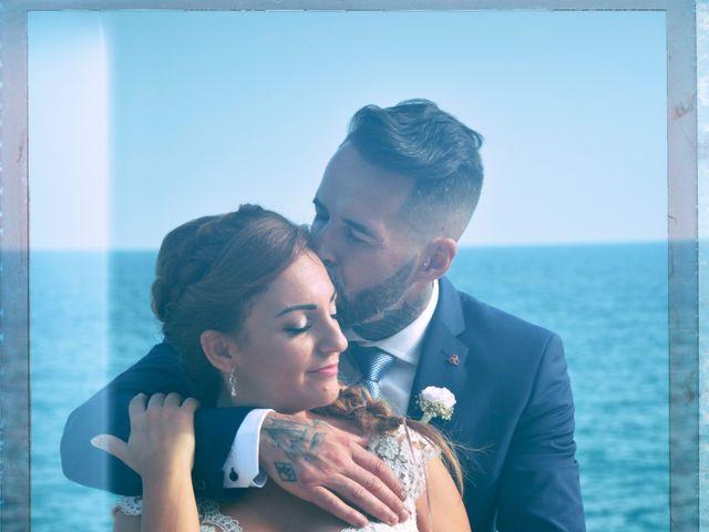 La boda de Juanfra y Desiree en Vilanova I La Geltru, Barcelona 8