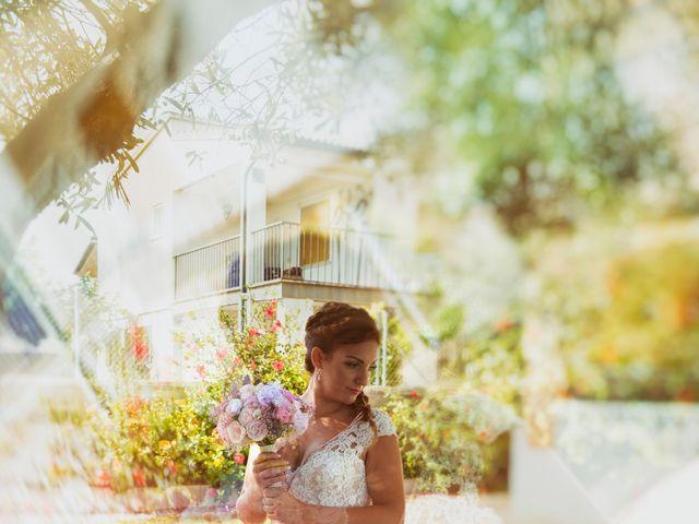 La boda de Juanfra y Desiree en Vilanova I La Geltru, Barcelona 11