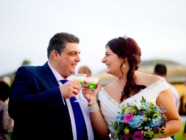 La boda de Rafa  y Ana  en Telde, Las Palmas 17