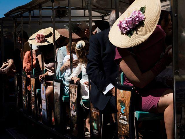 La boda de Jorge y María en Sagunt/sagunto, Valencia 43