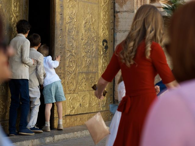 La boda de Jorge y María en Sagunt/sagunto, Valencia 44