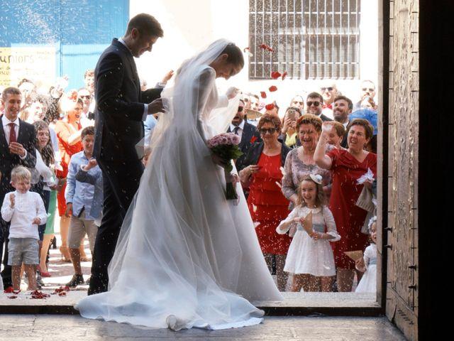 La boda de Jorge y María en Sagunt/sagunto, Valencia 60