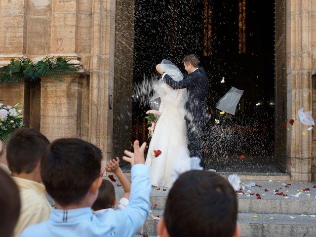 La boda de Jorge y María en Sagunt/sagunto, Valencia 61