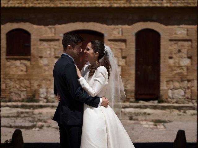 La boda de Jorge y María en Sagunt/sagunto, Valencia 63