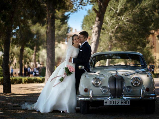 La boda de Jorge y María en Sagunt/sagunto, Valencia 66