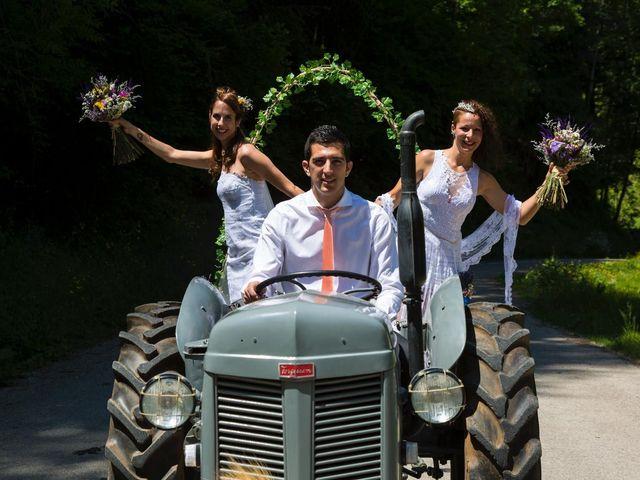 La boda de Laia y Arantxa en Espinelves, Girona 1