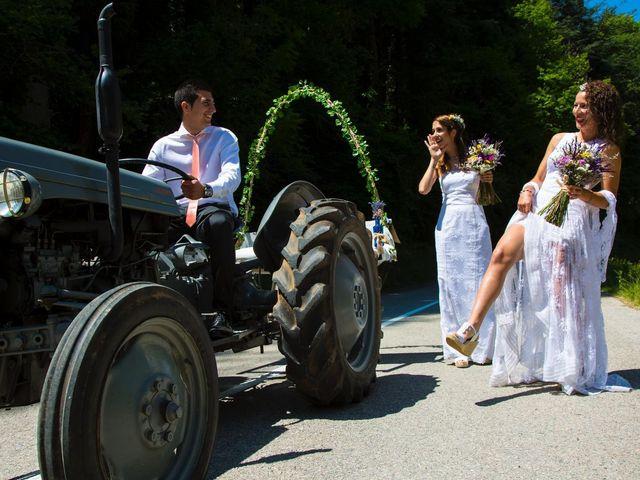La boda de Laia y Arantxa en Espinelves, Girona 2