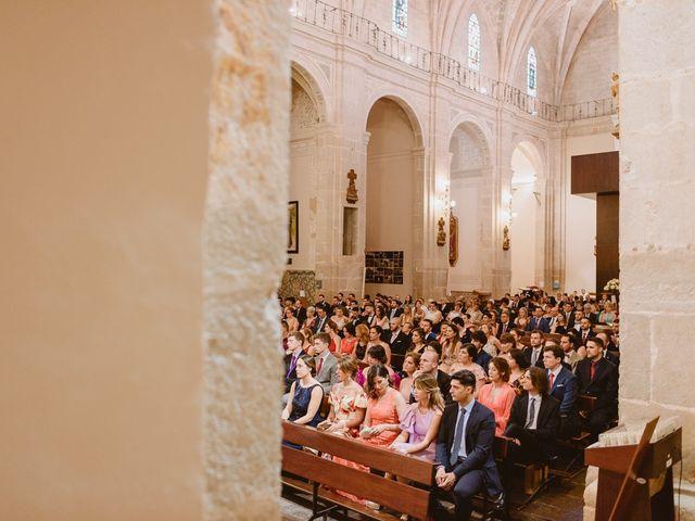 La boda de David y Laia en Ulldecona, Tarragona 22