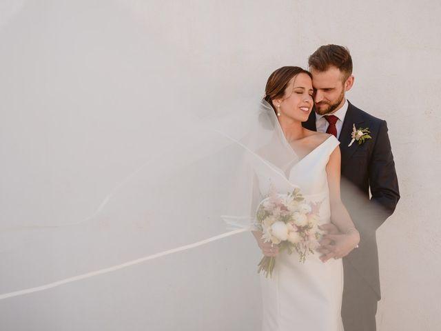 La boda de David y Laia en Ulldecona, Tarragona 1