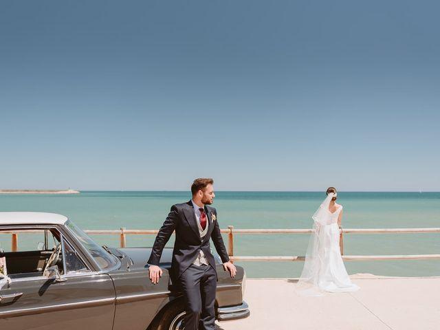 La boda de David y Laia en Ulldecona, Tarragona 33