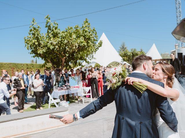 La boda de David y Laia en Ulldecona, Tarragona 41