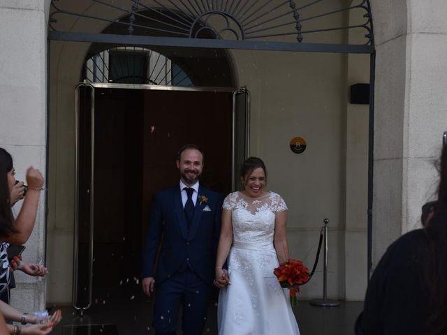 La boda de José Onteniente Hernández  y Nadyenne Muniz Rodrigues  en Badalona, Barcelona 1