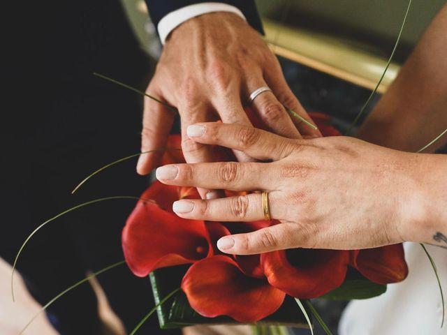 La boda de José Onteniente Hernández  y Nadyenne Muniz Rodrigues  en Badalona, Barcelona 3