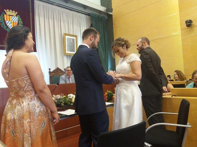 La boda de José Onteniente Hernández  y Nadyenne Muniz Rodrigues  en Badalona, Barcelona 4
