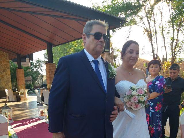 La boda de César y Idoia en Fuenlabrada, Madrid 1