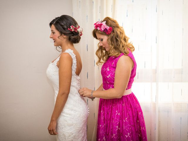 La boda de Maxi y Cristina en Salobreña, Granada 1