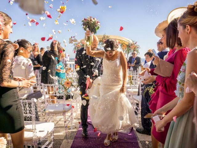 La boda de Maxi y Cristina en Salobreña, Granada 17