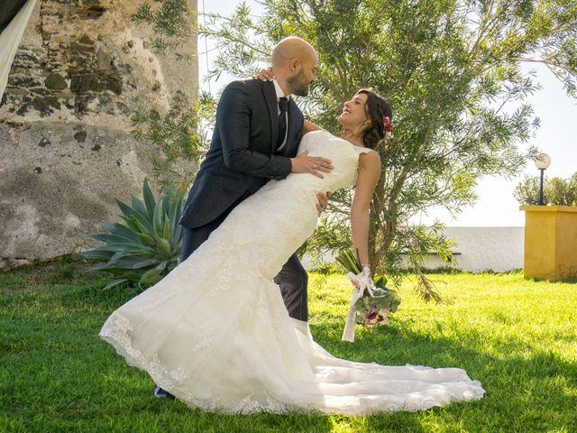 La boda de Maxi y Cristina en Salobreña, Granada 19