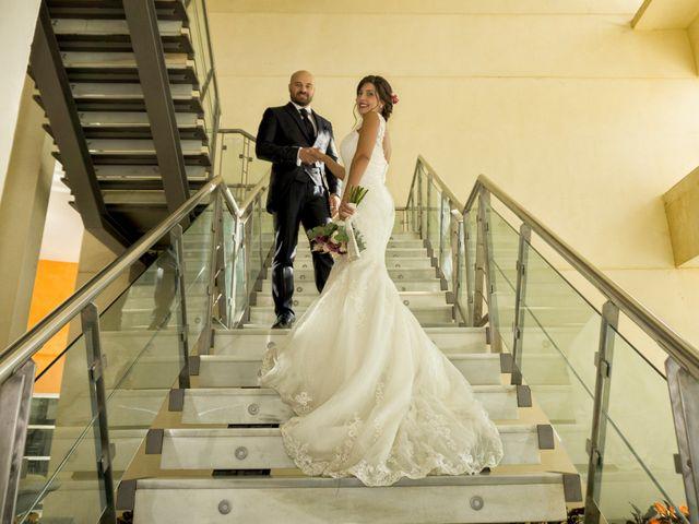 La boda de Maxi y Cristina en Salobreña, Granada 21
