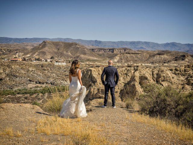La boda de Maxi y Cristina en Salobreña, Granada 29