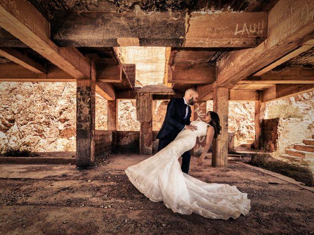 La boda de Maxi y Cristina en Salobreña, Granada 35