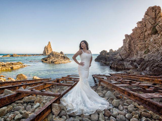 La boda de Maxi y Cristina en Salobreña, Granada 38