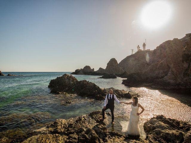 La boda de Maxi y Cristina en Salobreña, Granada 39
