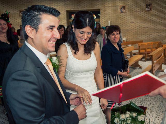 La boda de Gustavo y Ana en Torrelodones, Madrid 2