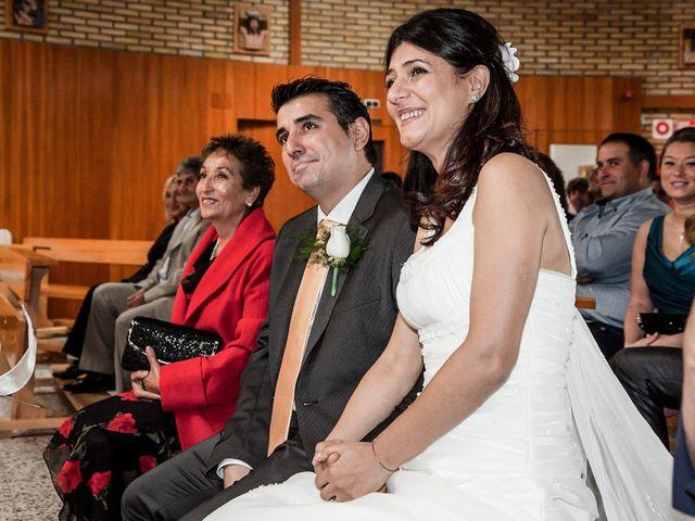 La boda de Gustavo y Ana en Torrelodones, Madrid 5