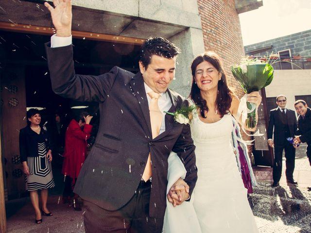 La boda de Gustavo y Ana en Torrelodones, Madrid 8