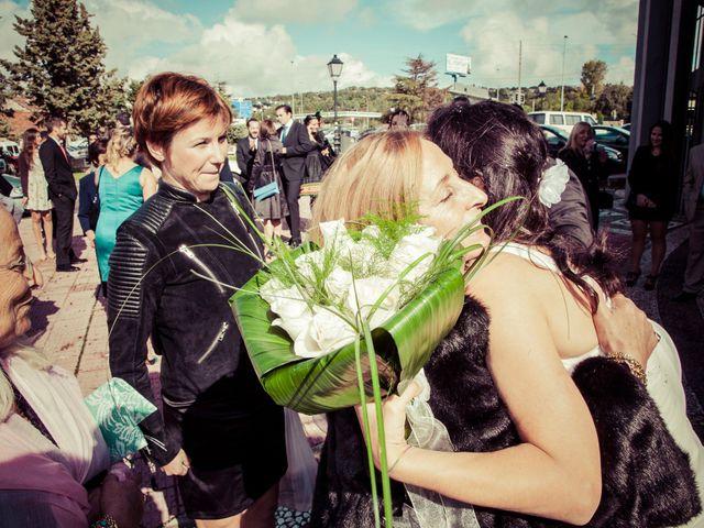 La boda de Gustavo y Ana en Torrelodones, Madrid 11
